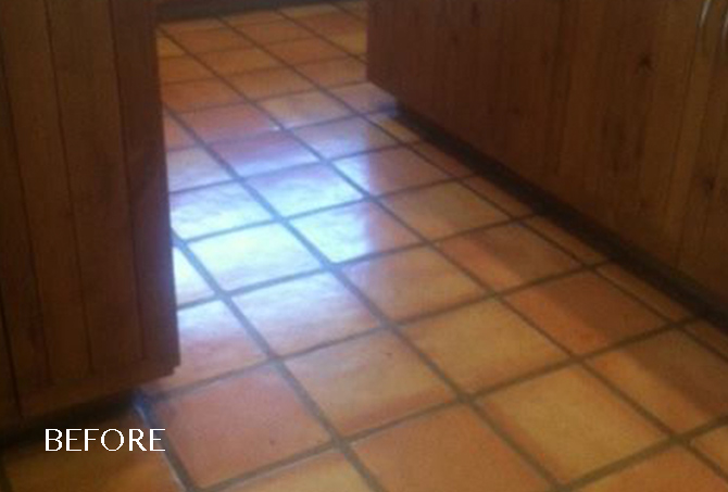 Best How To Restore Saltillo Tile Floors Contemporary