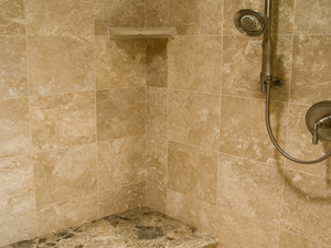 Travertine-Shower-Cleaning