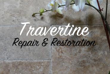 Travertine Restoration