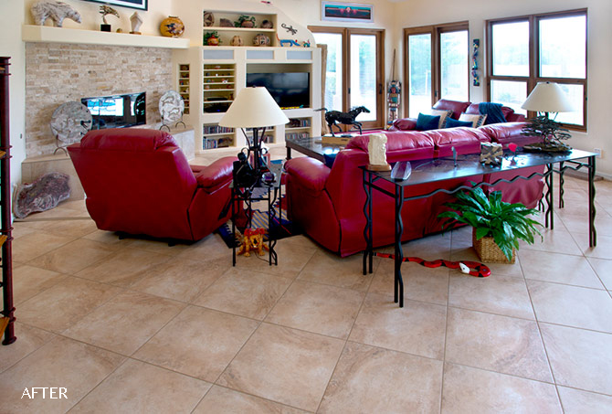 Tile Installation Services in Scottsdale, AZ