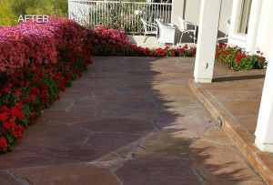 Flagstone Sealing Phoenix AZ
