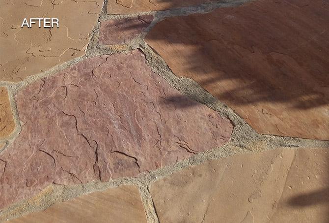 Flagstone Refinished Phoenix AZ