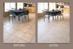 Grout Color Sealing Services