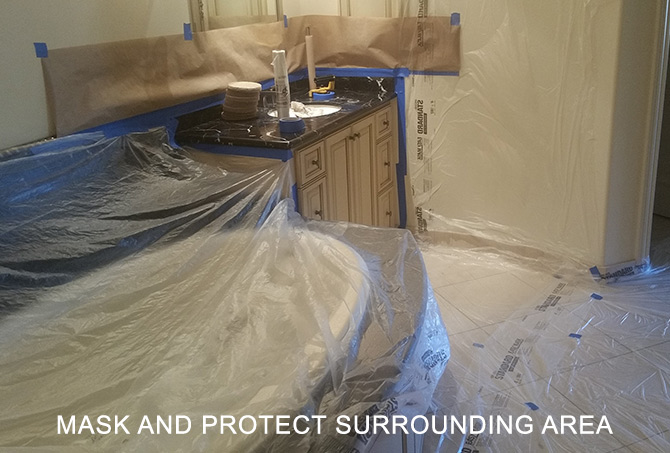 Mask and Protect Surfaces