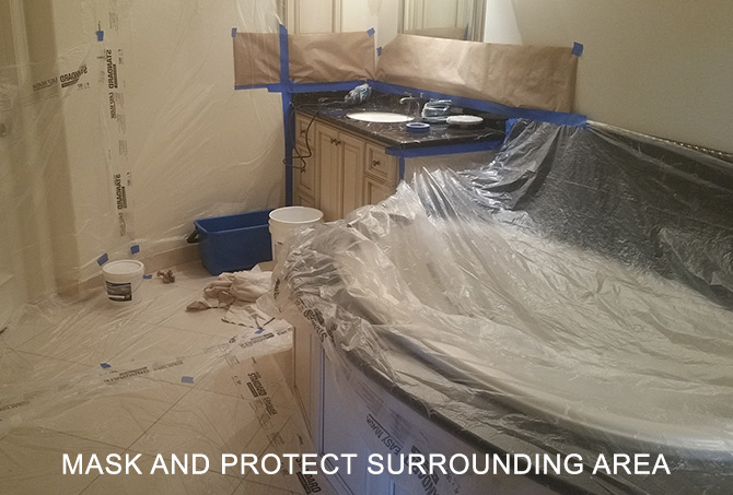 Protect Surrounding Area