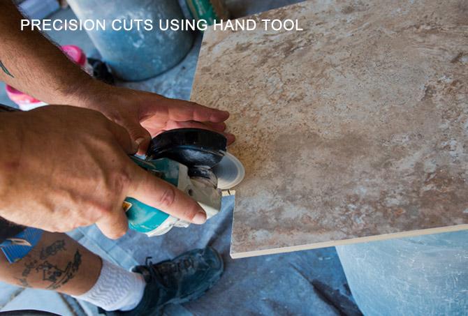 Tile Hand Tool