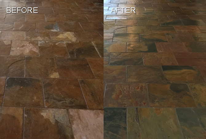 Slate Before and After Tempe AZ