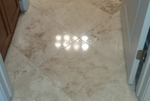Travertine Restoration