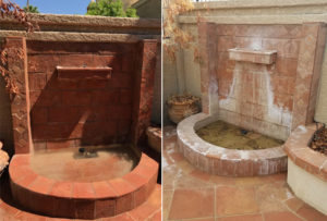 Fountain Cleaning and Restoration
