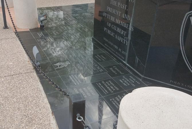 Granite Crack Repair
