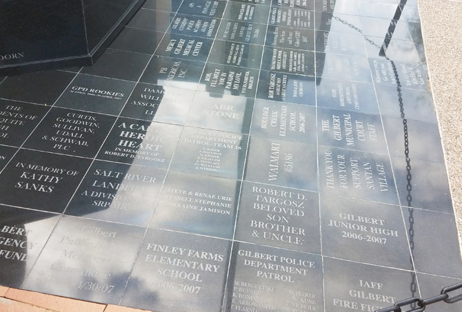 Memorial Cleaning and Sealing