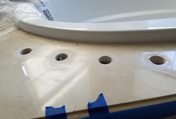Marble Honing and Polishing