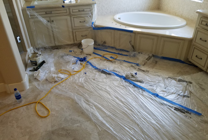 Professional Marble Restoration Services