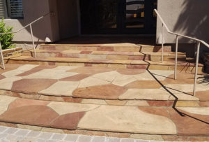 Flagstone Cleaning and Sealing Scottsdale AZ