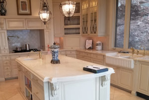 Paradise Valley Anti-Etch Countertops