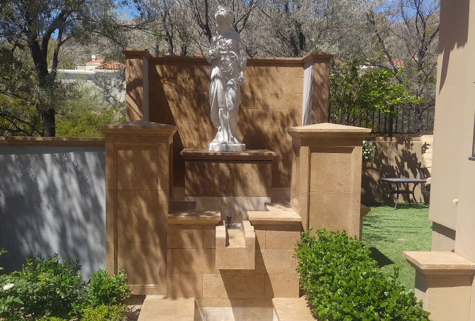 Fountain Appropriate Sealer
